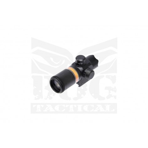 2x28  Rifle Scope (Red Fibre Optic)