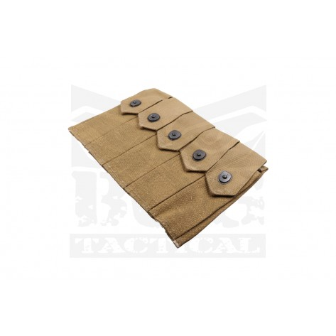 Black Owl Gear™ M1A1 Magazine Pouch - Five Cell