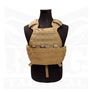 Multi Threat-Level Plate Carrier (MTPC)- Basic