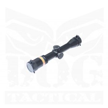 3-9X40 Optic Fibre (Red)
