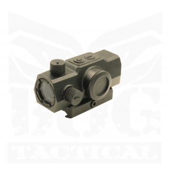 'Hexa' Low Profile Reflex Sight (FDE)