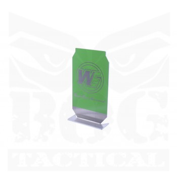 Black Owl Gear™ Practical Shooting Popper Target Plate - WE Tactical Training International Ltd.